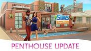 The Sims FreePlay Penthouses Update Official Trailer