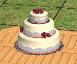 Classic Petalberry Cake