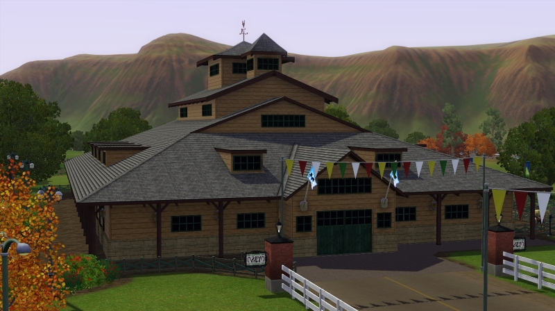 equestrian center the sims wiki fandom powered by wikia