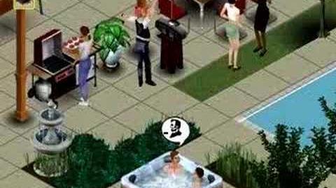 Tráiler de Los Sims