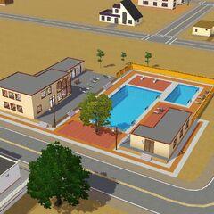 Centro de natación