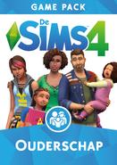De Sims 4 Ouderschap Cover