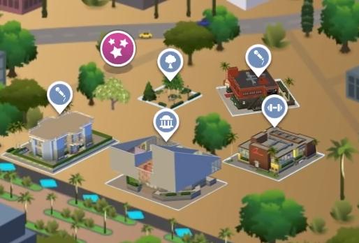 Starlight Boulevard   The Sims Wiki   FANDOM powered by Wikia