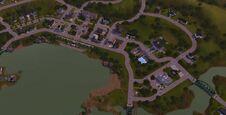 Twinbrook-aerial