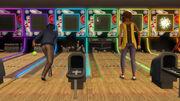 UL Sims bowling