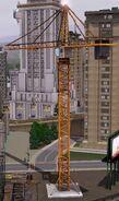 Bridgeport crane