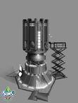 Les Sims 3 University Concept art 02