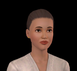 Marianne Matlapin (De Sims 3)