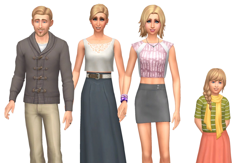 Bjergsen family | The Sims Wiki | FANDOM powered by Wikia
