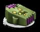 Торт «Зомби»
