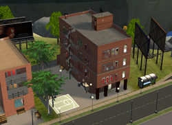 Brooklyn Apartments - neighbourhood view
