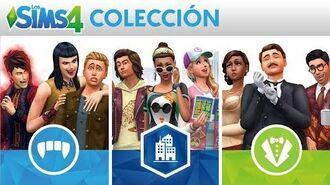 Colección de Los Sims 4 tráiler oficial para Xbox y PS4