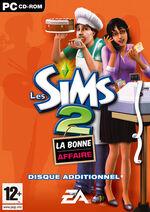 Jaquette Les Sims 2 La Bonne Affaire