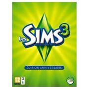 Jaquette Les Sims 3 Edition Anniversaire