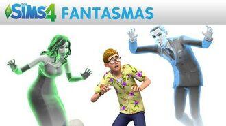 Los Sims 4 Fantasmas - Trailer Oficial-0