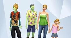 Famille Gubre (Les Sims 4)