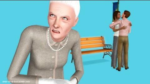 Jugando con la Señora Culoprieto (Mrs. Crumplebottom)