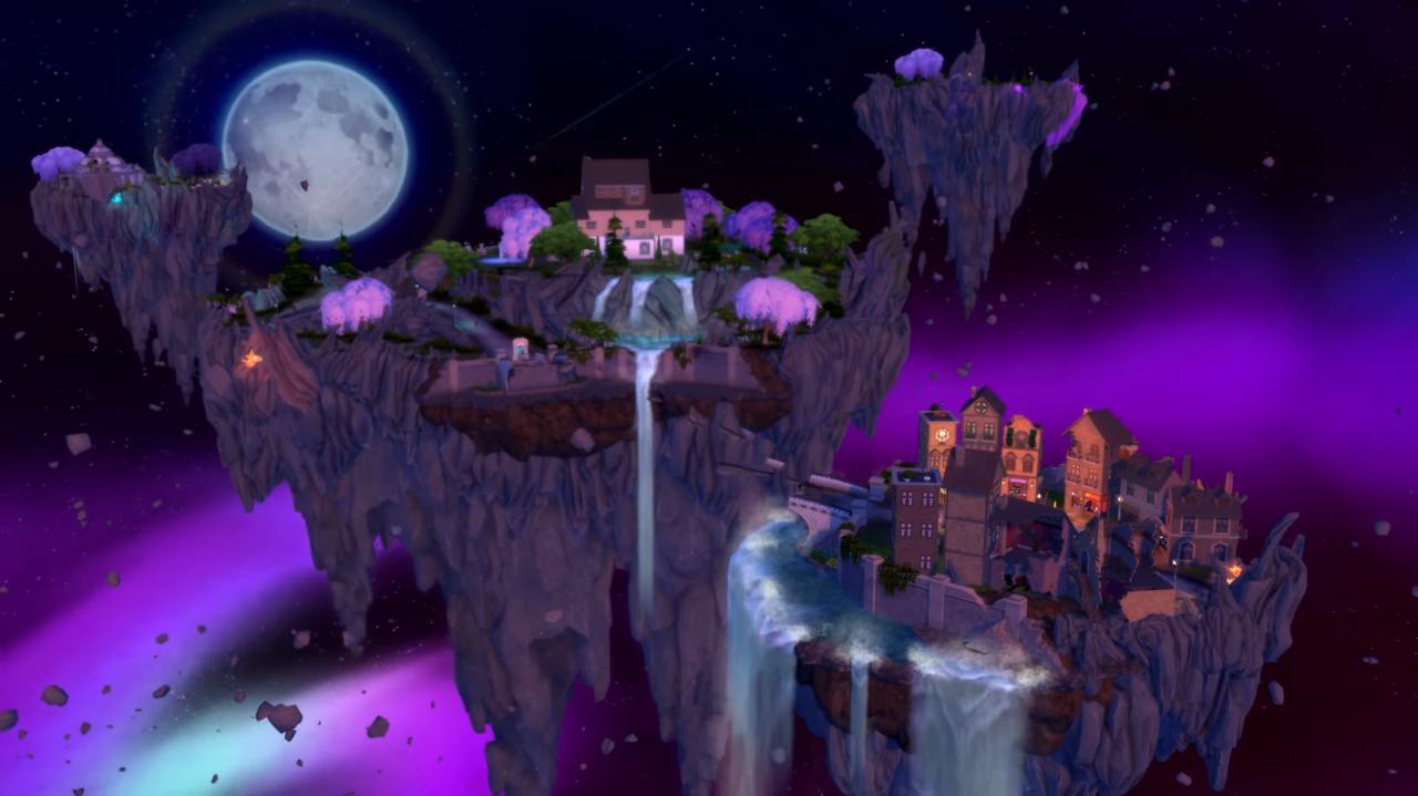 Reino de la Magia de Los Sims 4