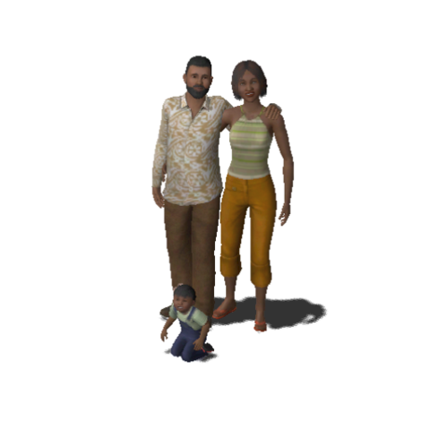 File:Williams Family (The Sims 3).png