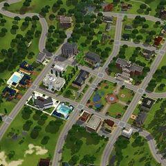 Vista del mapa