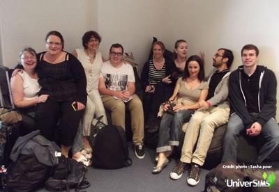Gamescom2014-Photogroupefrenchies-LUniverSims