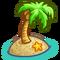 TS4 palm tree island icon