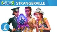 The Sims 4 StrangerVille Official Reveal Trailer