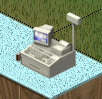 Ts1 electronic estimator cash register