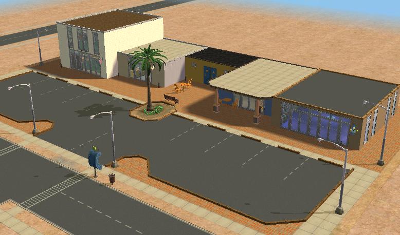 Торговый центр Мираж