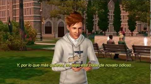 Los Sims 3 - Movida en la Facultad