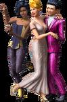 Render Les Sims 4 Soirées de Luxe 4