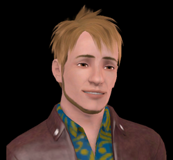 Robert Nouvot (Les Sims 3)