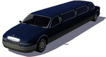 S3 car limoblue