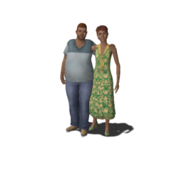 Andrews Family (The Sims 3)