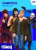 Packshot Les Sims 4 Vampires (V2)