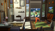 The Sims 4 Fitness Stuff Screenshot 03
