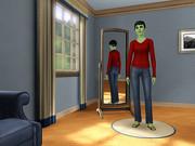 Et eksempel på Lola i The Sims 3
