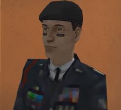 General Buzz Grunt - PSP