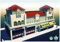 Les Sims 3 Showtime Concept art 15
