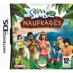 Packshot Les Sims 2 Naufragés DS