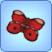Papillon amiral rouge