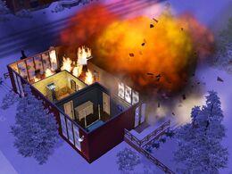 Fire bigbaraboom