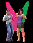 Les Sims 3 Accès VIP Render 5