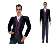 Mortimer Goth's Original Appearance In TS1