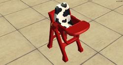 The Kinder Koddler - cow