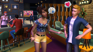 The Sims 4 Bowling Night Stuff Screenshot 03