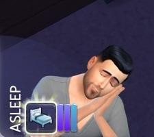 Asleep Emotion