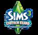 De Sims 3 Exotisch Eiland Logo