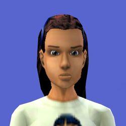 Jennifer Burb (The Sims console)
