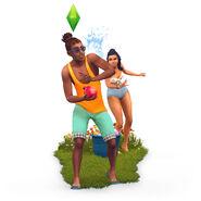 The Sims 4 Seasons Render 04